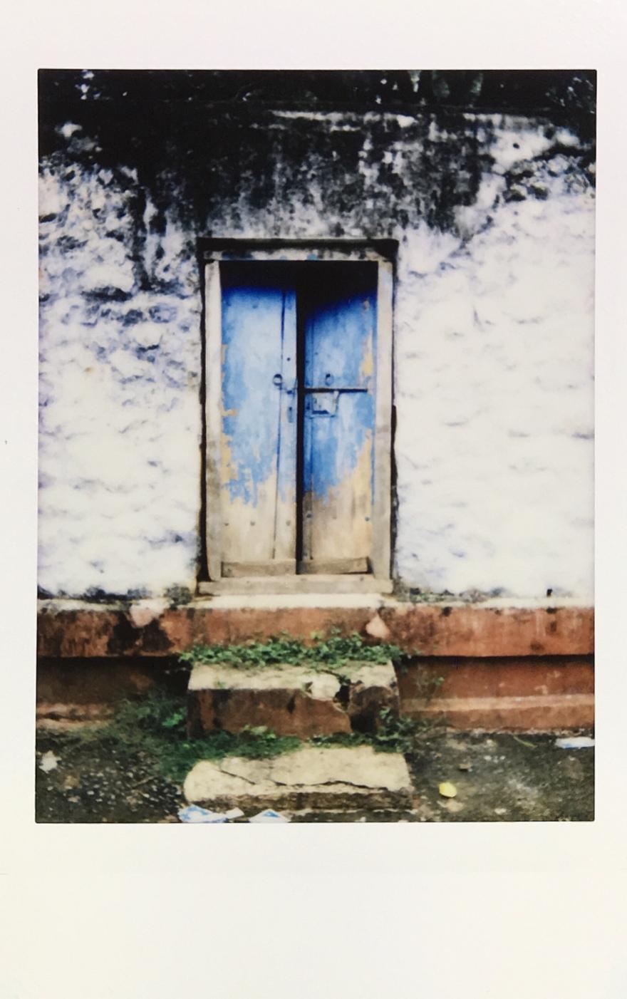 002 - blue door