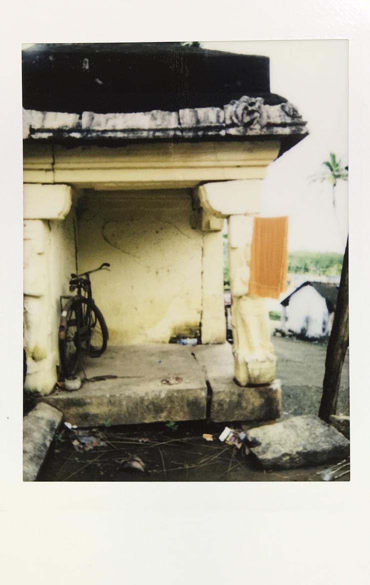 003 - bicycle at keralapuram mandapam