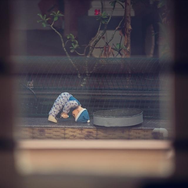 014 - doll next door