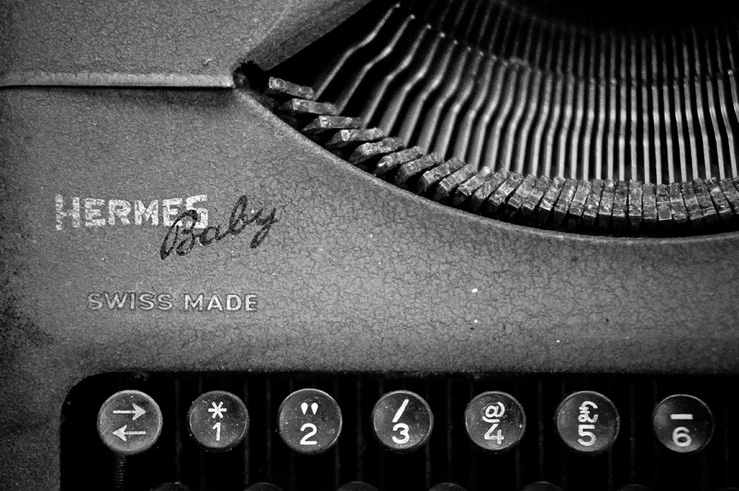 017 - typewriter