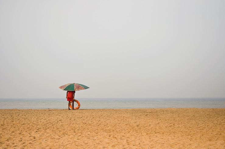 029 - lifeguard at the beach