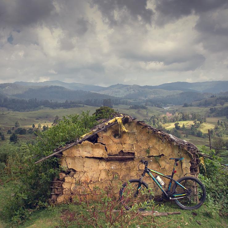 047 - bergamont old hut kodai