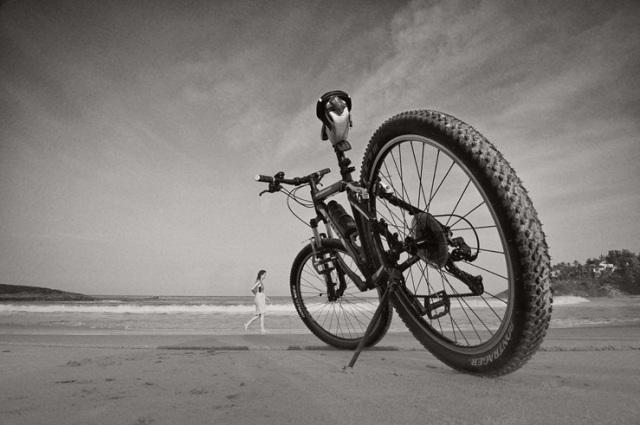 049 - bicycle giant wheel