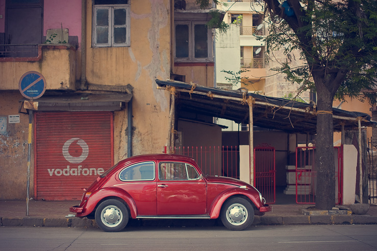 053 - VW Beetle Matunga