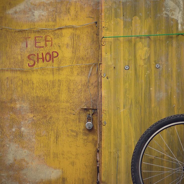 063 - teashop cycle wheel
