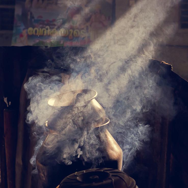 064 - stove and smoke