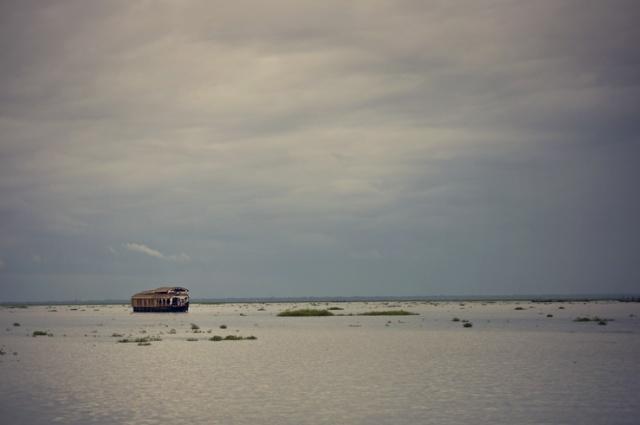 074 - Kumarakom houseboat